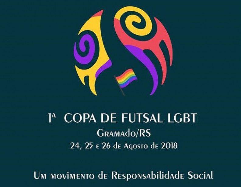 Governo do Estado vai apoiar Copa de Futsal LGBTi em Gramado - Grupo ... d3989e6ff36c2