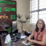 coordenadora regional Cássia Benini (Foto: Reprodução / Arquivo)