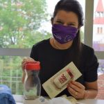 Fonoaudióloga e consultora em amamentação, Joanna Moraes (Foto: Gabriela Hautrive)