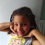 Mykaella Trindade é moradora do Bairro Boa União (Foto: Arquivo pessoal)