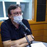 Presidente do Sindilojas-VT, Francisco Weimer (Foto: Tiago Silva)