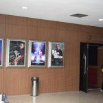 Cinema reabriu nesta quarta-feira após oito meses de portas fechadas