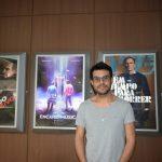 Paulo Ricardo de Souza é gerente do Arcoplex Cinema do Shopping Lajeado  (Foto: Caroline Silva)