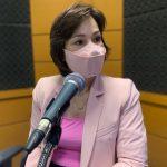 Promotora eleitoral da Comarca de Lajeado, Ana Emília Vilanova (Foto: Rodrigo Gallas / Rádio Independente)