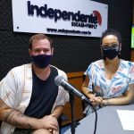 """Jornalista e consultor de estilo Douglas Petry, em entrevista à Aline Silva no """"Papos de Mulher"""" (Foto: Tiago Silva)"""