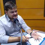 Assessor jurídico da Prefeitura de Lajeado, Natanael Santos (Foto: Tiago Silva / Arquivo / Rádio Independente)