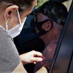 Nesta sexta-feira o imunizante foi aplicado para idosos de 83 anos ou mais (Foto: Gabriela Hautrive)