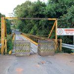 Ponte da Linha São José em Estrela