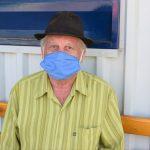 Morador do Bairro Olarias, Orlando Christmann (79) (Foto: Gabriela Hautrive)