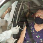Foto: Vacinação Covid-19 – 71 anos ou mais – 10%% Angeli