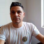 Tenente Márcio Fontoura da Silveira, comandante dos pelotões da Companhia Rodoviária de Santa Cruz do Sul, responsável pelos pelotões que atendem ao Vale do Taquari (Foto: Divulgação)