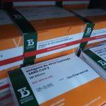 Oitava remessa foi a segunda maior recebida pela região, com 9.650 doses (Foto: Divulgação)