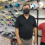 Presidente do Sindicato dos Lojistas do Comércio do Vale do Taquari (Sindilojas), Francisco Weimer dos Santos, o Kiko Weimer (Foto: Joel Alves)