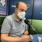 Radialista Fabiano Conte (Foto: Rodrigo Gallas)