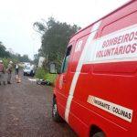 Foto: Bombeiros Imicol / Divulgação