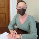 Coordenadora da Vigilância Epidemiológica, Juliana Demarchi, (Foto: Gabriela Hautrive)
