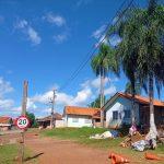 A Aldeia do Coqueiro está localizada às margens da BR-386, em Estrela (Foto: Gabriela Hautrive)