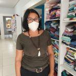 Coordenadora do Centro de Referência de Assistência Social (CRAS), Fátima Luciane Machado,