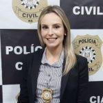 Titular da DP de Arvorezinha, delegada Alice Jantsch Fernandes é a responsável pelo caso (Foto: Divulgação)