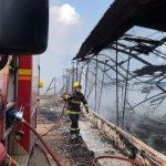 Fotos: Bombeiros / Divulgação