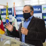 Presidente da Companhia Estadual de Silos e Armazéns (Cesa), João Ervino Fischer (Foto: Gabriela Hautrive)