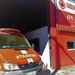 Quartel do Imicol está localizado na Rua Parobé, número 1600, em Colinas (Foto: Gabriela Hautrive)