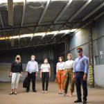 Espaço do laboratório será reformado e revitalizado pela prefeitura (Foto: Gabriela Hautrive)