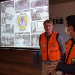 Reunião ocorreu no salão de eventos da prefeitura de Lajeado (Foto: Caroline Silva)