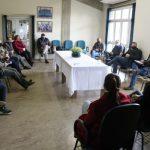 Reunião ocorreu na Prefeitura Municipal de Poço das Antas e contou com a presença de prefeitos, vice-prefeitos e membros das administrações municipais (Foto: Assessoria de Comunicação de Poço das Antas)