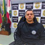 Operação foi coordenada pela Draco através do delegado Dinarte Marshall Júnior (Foto: Gabriela Hautrive)
