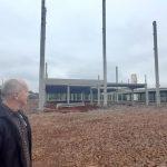 Nilton Hang diz que data de inauguração deve ser anunciada após parecer dos construtores