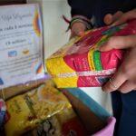 Doação de absorventes é um dos pedidos feito pelo grupo (Foto: Gabriela Hautrive)