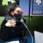 Jornalista Bárbara Corrêa (Foto: Tiago Silva)