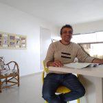 Vereador situacionista Léo Motta (PDT) (Foto: Luís Fernando Wagner)