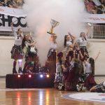 Estrelense pertence ao Grupo Show Phideas, que conta com 23 meninas (Foto: Arquivo Pessoal / Divulgação)