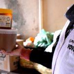VOVOLAR: Local recebe diversas doações, desde alimentos a produtos de higiene e valores financeiros (Foto: Gabriela Hautrive)
