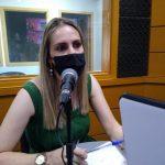 Secretária de Administração de Lajeado, Elisângela Hoss de Souza (Foto: Tiago Silva / Arquivo Rádio Independente)