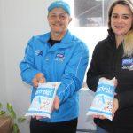 Eliana e Roberto, da Estrelat, agroindústria que receberá três prêmios da Federasul (2)
