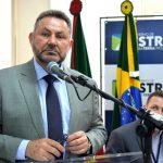 Prefeito de Estrela, Elmar Schneider (Foto: Gabriela Hautrive)