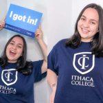 Jaqueline Pereira, de 23 anos, moradora do município de Taquari, estudará na Ithaca College, nos EUA (Foto: Arquivo Pessoal Divulgação)