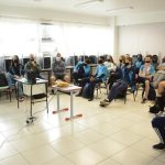 Palestra integrou ações do Programa Saúde na Escola_PDV