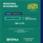 Vacinação Segunda Dose D CoronaVac 02 08