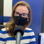 Tamara Bischoff, jornalista e psicóloga
