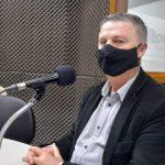 Prefeito Sandro Herrmann (Foto: Rádio do Vale)