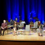 Projeto Bilíngue foi apresentado por professores do GA (Foto: Gabriela Hautrive)