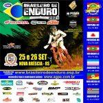 Campeonato Brasileiro e Gaúcho de Enduro FIM