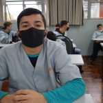 Estudante Erick Ferreira (16) (Foto: Caroline Silva)