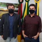 Edmilson Busatto e Carlos Dullius