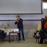 Depois de ouvir as demandas, secretário conversou com os prefeitos (Foto: Gabriela Hautrive)