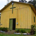 Pouso Novo igreja